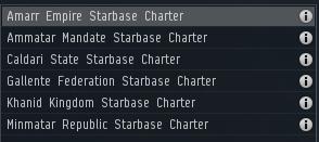 charters
