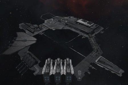 Actualización en EVE Online: Arms Race Release