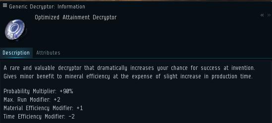 optimizedattainmentdecryptor